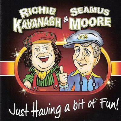 Richie and Seamus