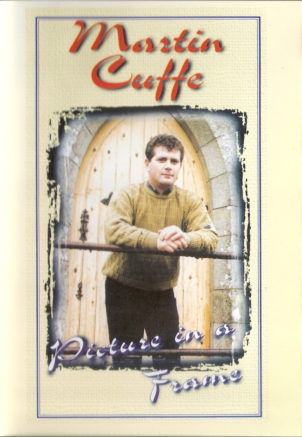 Martin Cuffe dvd