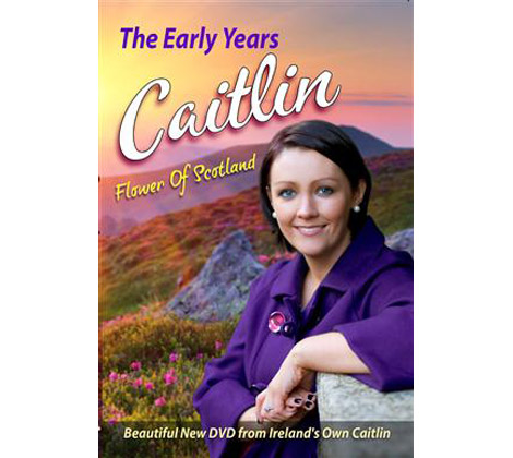 Caitlin – The Early Years DVD