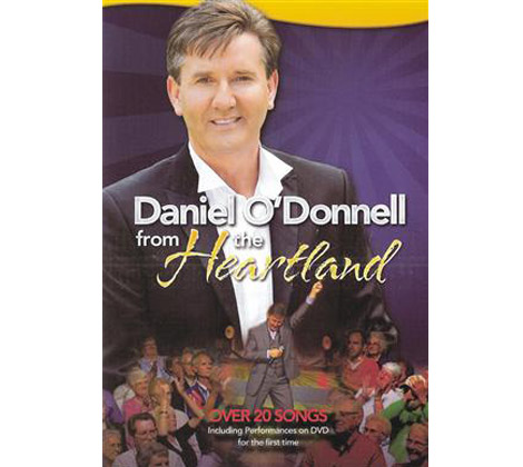 Daniel-O'Donnell---from-the-Heartland