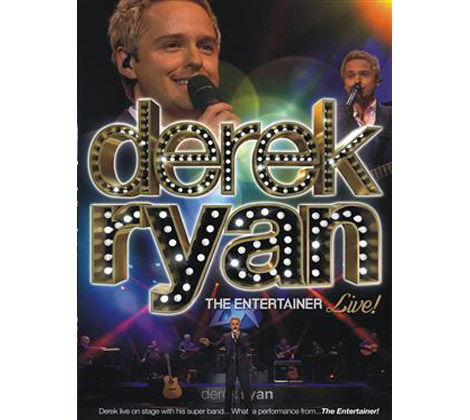 Derek Ryan DVD's