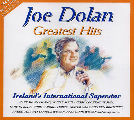 Joe-Dolan---Greatest-Hits