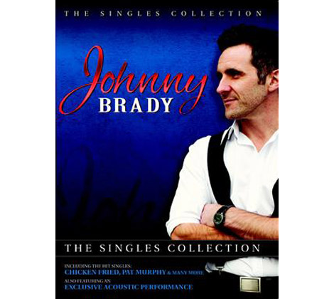 Johnny Brady dvds