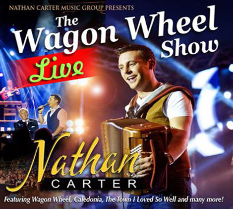 Nathan Carter – Wagon Wheel Live CD