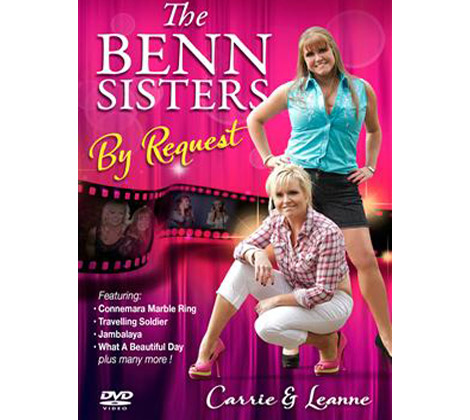 The Benn Sisters – By Request DVD