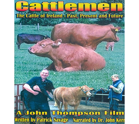 Cattlemen – The Cattle Of Ireland Past Present And Future