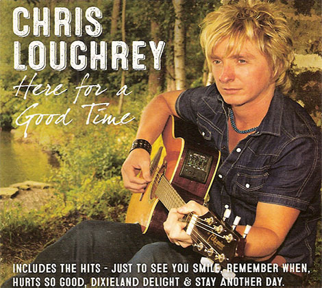 Chris Loughrey – Here For A Good Time