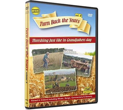 Turn Back The Years Volume 9