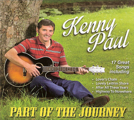 Kenny Paul – Part Of The Journey