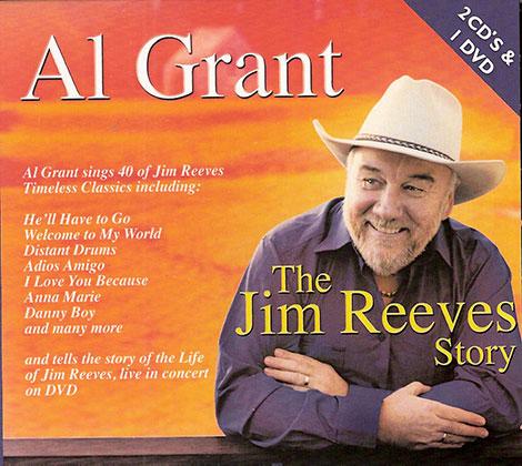 Al Grant – The Jim Reeves Story