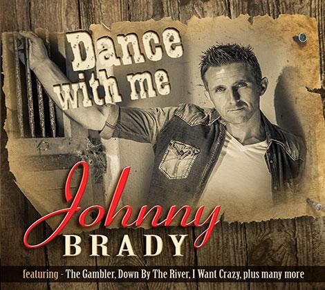 Johnny Brady – Dance With Me