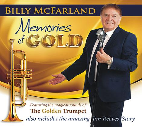 Billy McFarland – Memories Of Gold