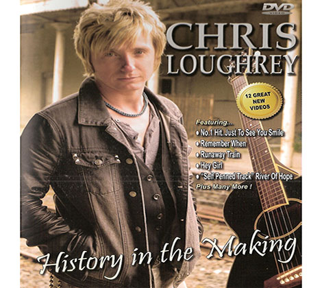 Chris Loughrey DVD's