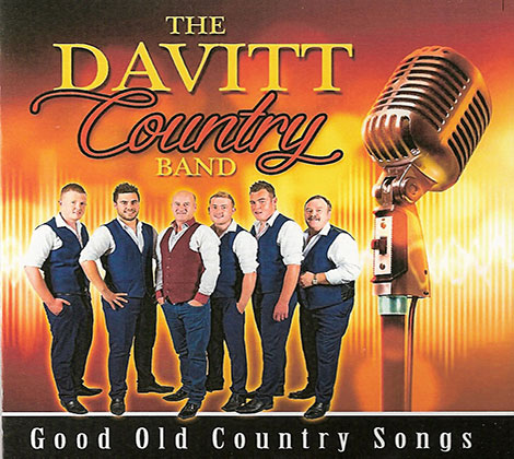 The Davitt Country Band – Good Old Country Songs