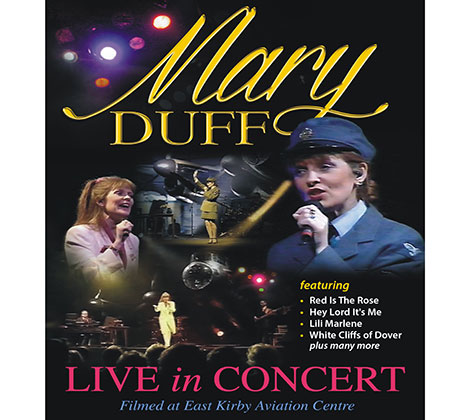 Mary Duff DVD's