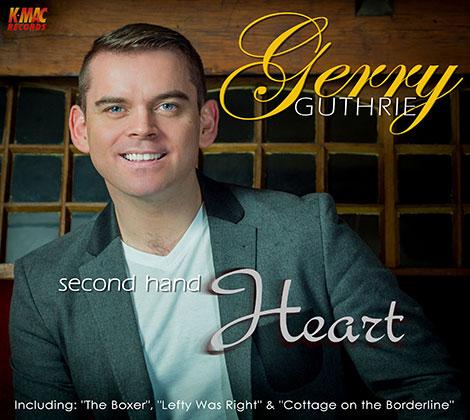Gerry Guthrie – Second Hand Heart