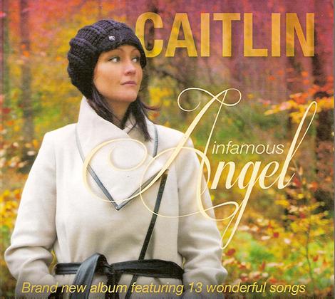 Caitlin – Infamous Angel