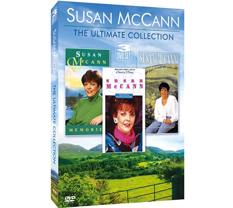 Susan McCann – The Ultimate Collection DVD