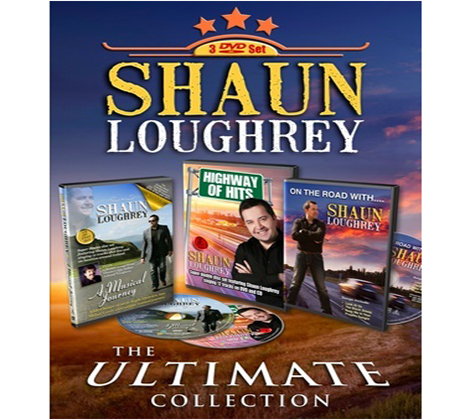 Shaun Loughrey – The Ultimate Collection