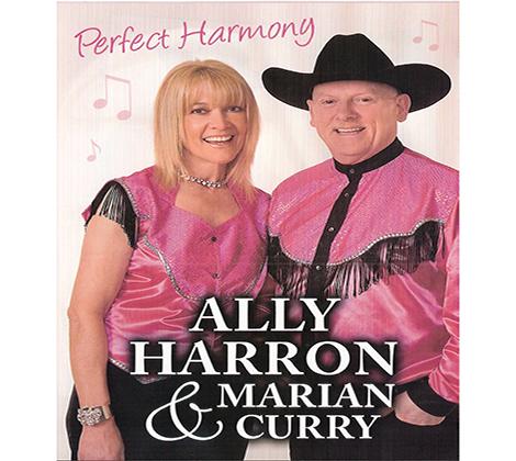Ally Harron DVD's