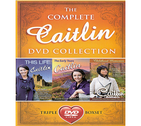Caitlin – The Complete DVD Collection