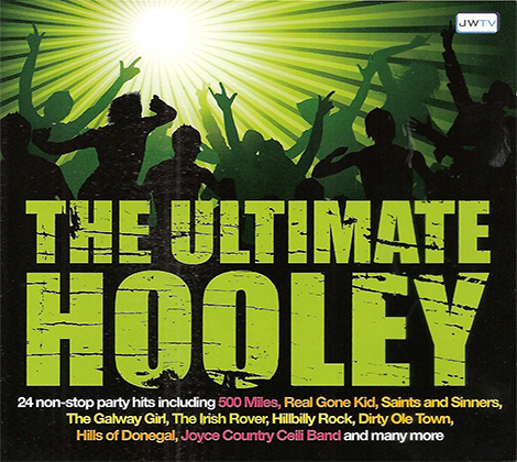 Various Artist – The Ultimate Hooley
