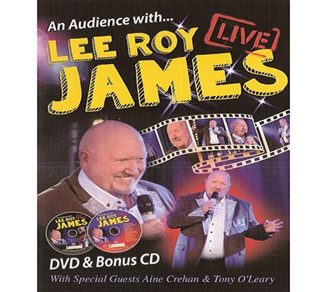 Lee Roy James