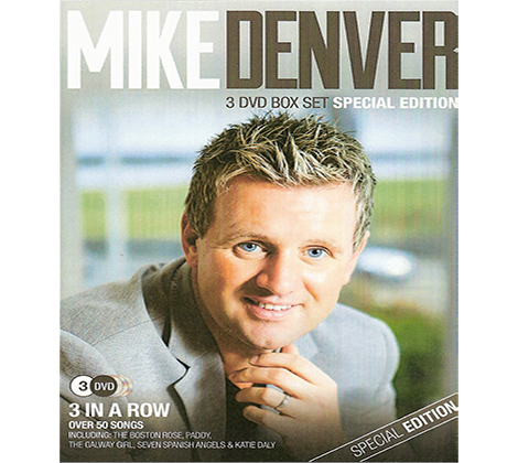 Mike Denver – 3 In A Row