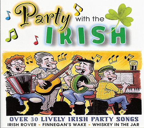 Various Artists – Party With The Irish