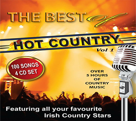 Various Artists – The Best Of Hot Country