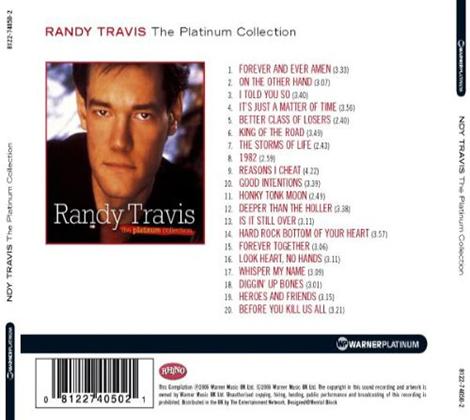 randy travis songs