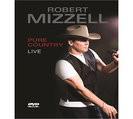 Robert Mizzell – Pure Country Live
