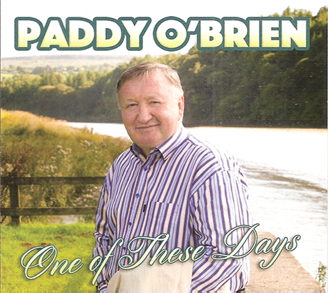 Paddy O'Brien – One Of These Days