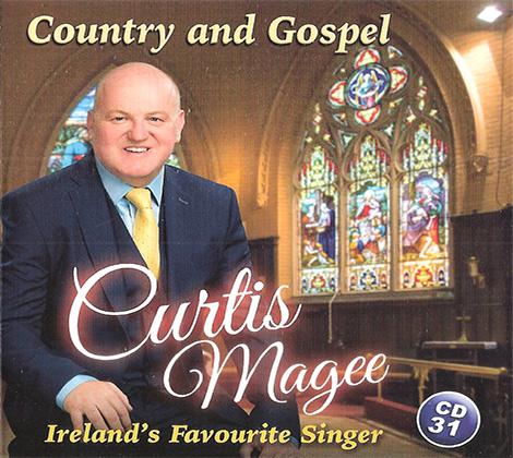 Curtis Magee – County & Gospel