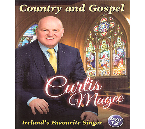 Curtis Magee – Country & Gospel DVD