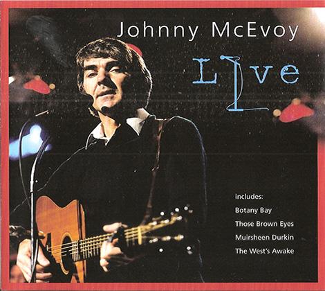 Johnny McEvoy – Live