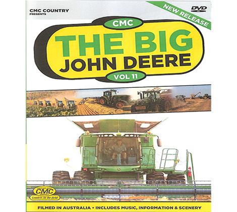 The Big John Deere Volume 11 DVD