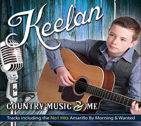 Keelan – Country Music & Me