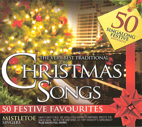 Christmas Songs – 50 Festive Favourites