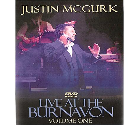 Justin McGurk DVD's