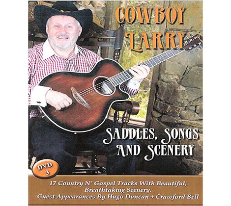 Cowboy Larry DVD's
