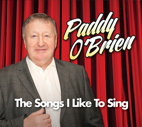 Paddy O'Brien – The Songs I Like To Sing