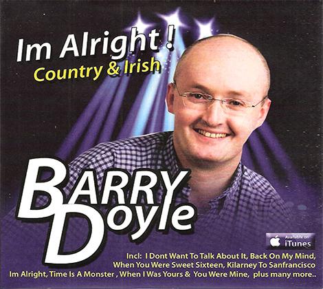 Barry Doyle – I'm Alright