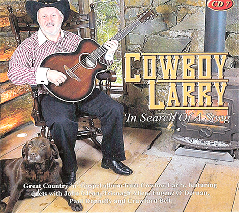 Cowboy Larry – In Search Of A Song