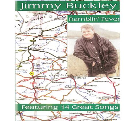 Jimmy Buckley – Ramblin Fever (DVD)