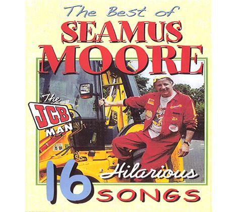 Seamus Moore dvd