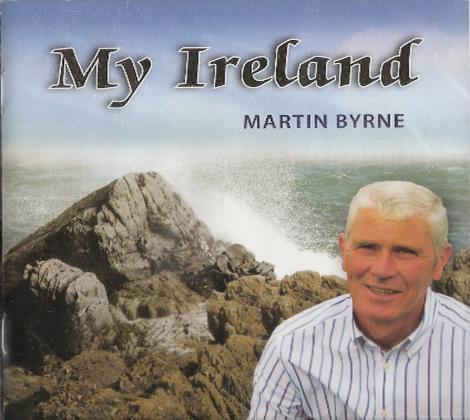 Martin Byrne – My Ireland