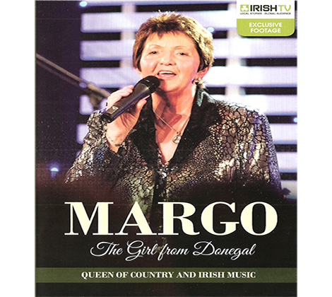 Margo – The Girl From Donegal (Tribute DVD)