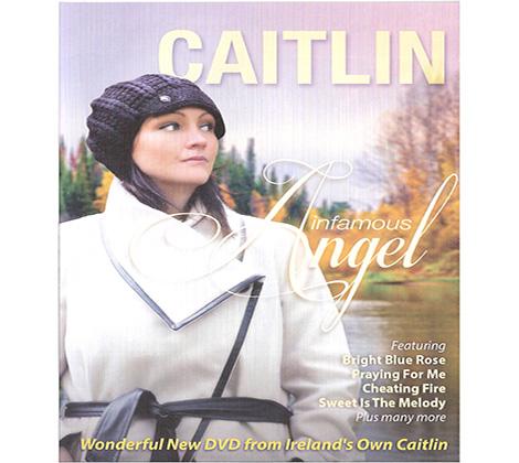 Caitlin – Infamous Angel DVD