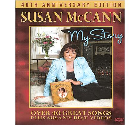 Susan McCann – My Story 40th Anniversary Edition 2016